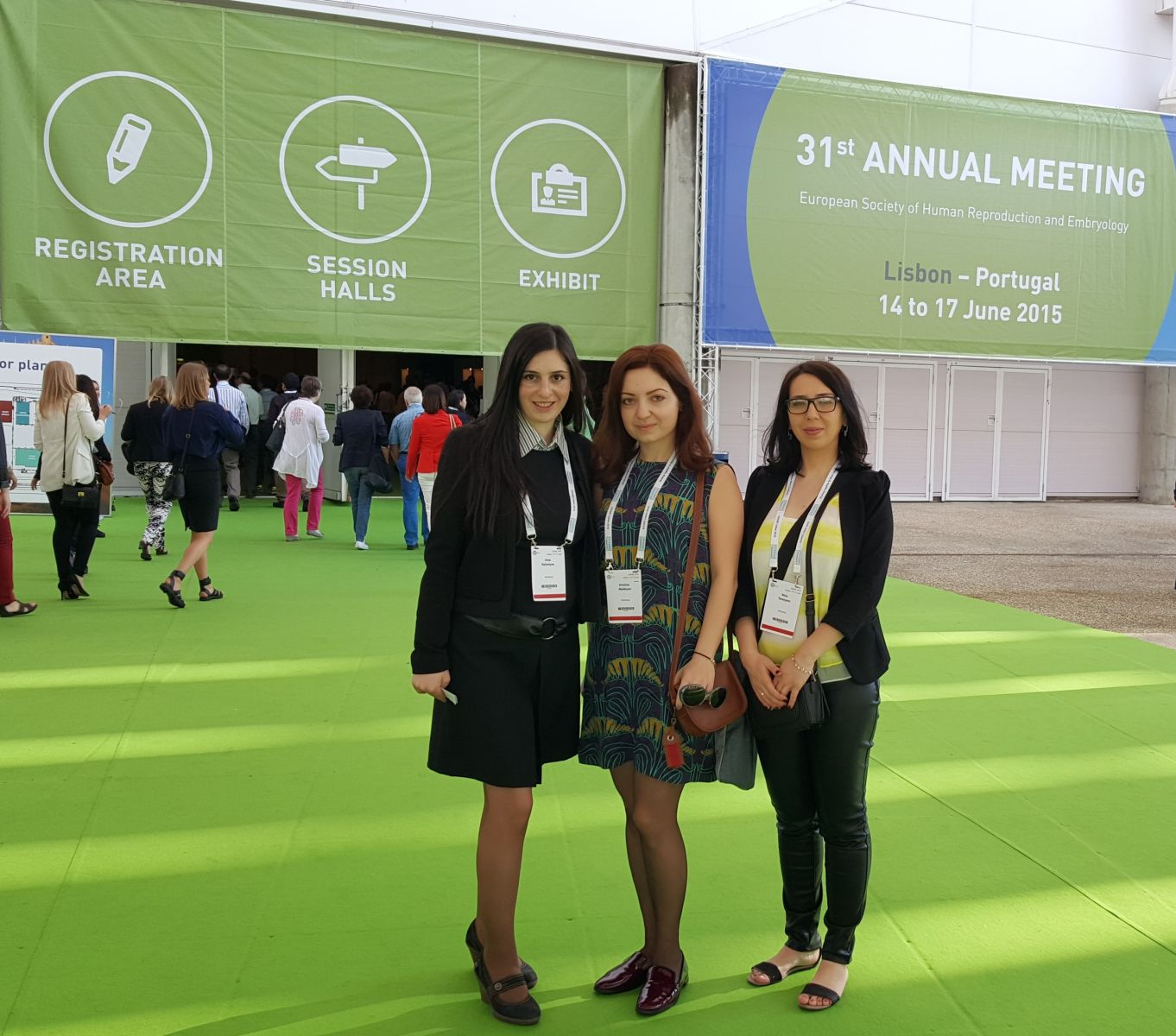 Annual Meeting of the European Society of Human ...